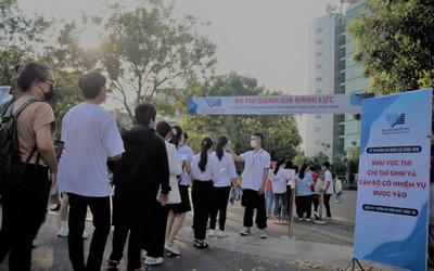 Lộ diện thí sinh đạt điểm cao nhất kỳ thi đánh giá năng lực ĐHQG TP.HCM đợt 1