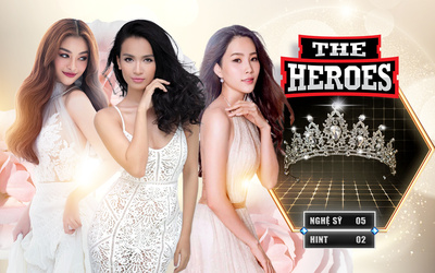 Nữ hoàng nhan sắc nào sẽ gia nhập đường đua The Heroes: Nam Em, LONA Kiều Loan hay Ái Phương?