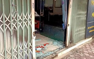 Người đàn ông tạt xăng đốt tiệm cắt tóc nhằm sát hại cả gia đình bạn gái