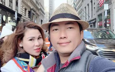 Vợ diễn viên Kinh Quốc vừa mới bị bắt do cho vay nặng lãi giàu đến cỡ nào?