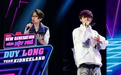 Học trò Vũ Cát Tường - Duy Long kết hợp Top 10 King Of Rap - Nhật Hoàng trong ca khúc mới truyền cảm hứng