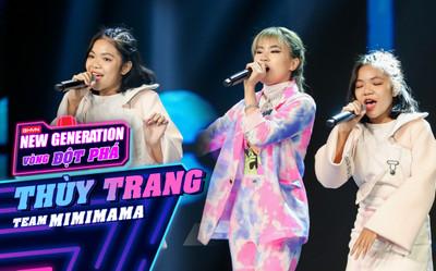 Á quân King Of Rap - Pháo kết hợp Thùy Trang đội MimiMama làm mới ca khúc hiện tượng 'Tình bạn diệu kỳ'