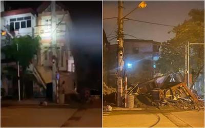 Đào móng xây nhà khiến nhà 3 tầng bên cạnh đổ sập trong đêm: Cụ bà may mắn thoát nạn