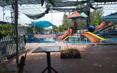 Bé trai 6 tuổi đuối nước trong hồ bơi người lớn ở Cần Thơ