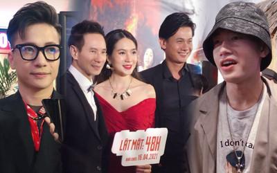 Phản ứng sao Việt trước khi xem 'Lật mặt 5' của Lý Hải: Mong đạt hơn 200 tỷ, sẽ thành công như 'Bố già'!