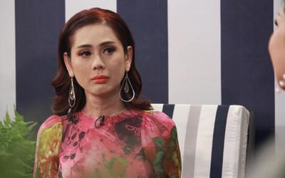 Khán giả hoang mang khi Lâm Khánh Chi tiết lộ bị hư giọng, không thể hát tiếp