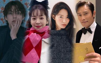 Lee Byung Hun - Shin Min Ah và Han Ji Min - Kim Woo Bin bén duyên trong phim mới