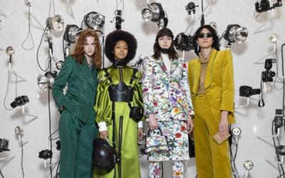 Bộ sưu tập tái hiện 100 năm lịch sử của Gucci