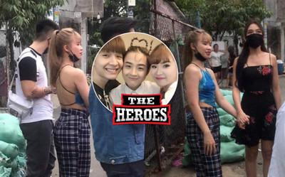 Khởi My cùng Kelvin Khánh đến The Heroes cổ vũ Thanh Duy: Ảnh fan chụp chứng minh nhan sắc không tuổi