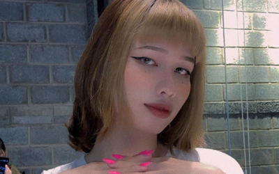 Cô gái chuyển giới chụp ảnh tụt quần khoe vòng 3 trong siêu thị khiến dân mạng chỉ trích dữ dội