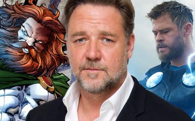 'Thor: Love & Thunder' và 'The Eternals': Sự mở rộng thế giới thần thánh của MCU?