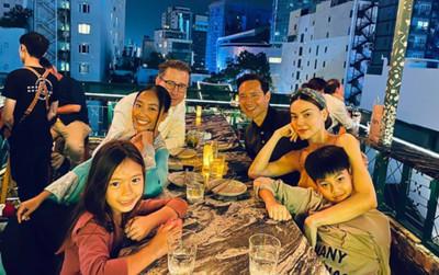 Fan 'đòi' Đoan Trang gả con gái cho Subeo nhà Hà Hồ vì quá môn đăng hộ đối
