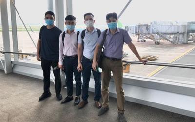 Bệnh viện Bạch Mai cử 4 chuyên gia sang Lào hỗ trợ chống dịch Covid-19
