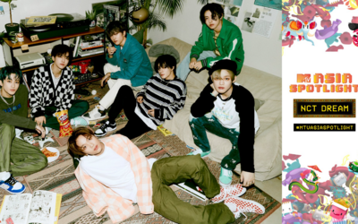 Sau thành tích triệu bản, NCT Dream công phá 'Nghệ sĩ tiêu điểm của tháng 5' trên MTV Asia Spotlight
