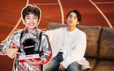 Đúng chuẩn fan boy, Quán quân The Voice Kids 2021 Đăng Bách cũng mê mẩn bài mới của Sơn Tùng thế này đây