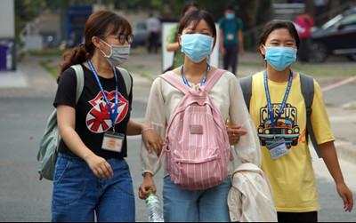 Lo ngại dịch COVID-19, hai trường đại học đầu tiên ở TP HCM cho sinh viên nghỉ học