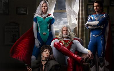 'Jupiter's Legacy' chính thức ra mắt: Phim Netflix, chất lượng CW?