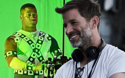 Zack Snyder tiết lộ vai trò của Green Lantern trong 'Justice League' 2 và 3