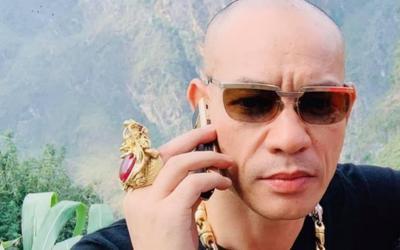 Giang hồ mạng Dũng 'trọc' Hà Đông vừa lĩnh án 42 tháng tù giam