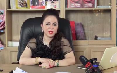 Bà Phương Hằng khiến dân tình 'choáng váng' khi tuyên bố sẽ thuê 20-30 luật sư kiện anti-fan