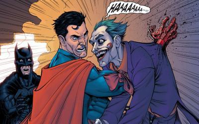 'Injustice' được DC chuyển thể thành hoạt hình: Ai rồi cũng phải làm Superman phiên bản xấu xa mà thôi