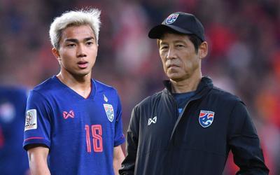 'Messi Thái' vắng mặt ở vòng loại World Cup 2022