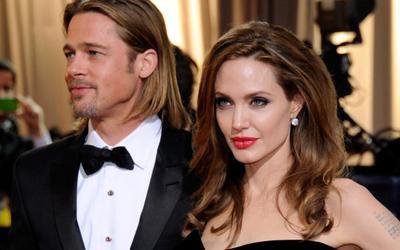 Angelina Jolie giận dữ vì Brad Pitt giành được quyền nuôi con