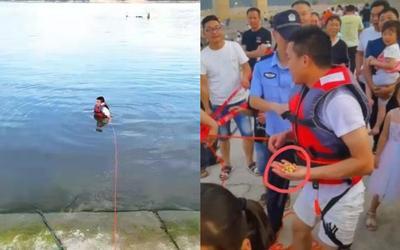 Thanh niên xuống sông cứu người không chút do dự nhưng bị nghi là 'kẻ vòi tiền' chỉ vì câu nói này