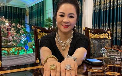Bị nghi ngờ viên kim cương mới tậu là giả, bà chủ Đại Nam tuyên bố sẽ mời chuyên gia về thẩm định