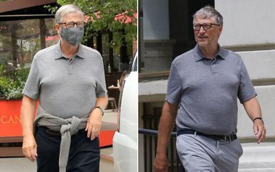 Bill Gates 'phát tướng', tiều tuỵ đi trông thấy hậu ly hôn