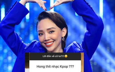 Tóc Tiên phủ nhận ghét Kpop, bật mí mối quan hệ với BoA và 'mém' trở thành Idol Hàn Quốc?
