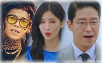 Tập 2 'Penthouse 3': Anh trai sinh đôi của Logan Lee xuất hiện, Cheon Seo Jin hợp tác với Shim Soo Ryeon!