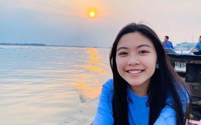 Nhìn lại quá trình 'dậy thì' của con gái Quyền Linh, dân mạng thốt lên: Quá thành công!