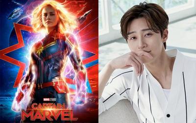 Park Seo Joon gia nhập Vũ trụ điện ảnh Marvel, sẽ đóng cùng Brie Larson trong 'Captain Marvel 2'