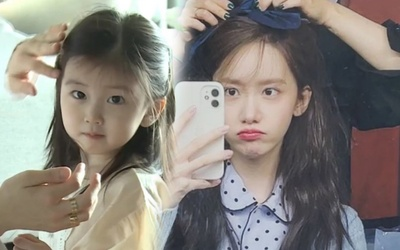 Yoona (SNSD) được khen giống cháu gái 3 tuổi của Simon D