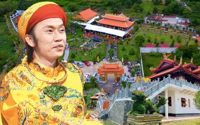 Xôn xao thông tin NS Hoài Linh bị tố nợ tiền gỗ xây Nhà thờ Tổ 100 tỉ suốt 5 năm chưa trả?