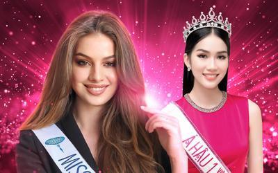 Nhan sắc mĩ miều của đại diện Pháp tại Miss International 2021: Liệu có làm khó được Phương Anh