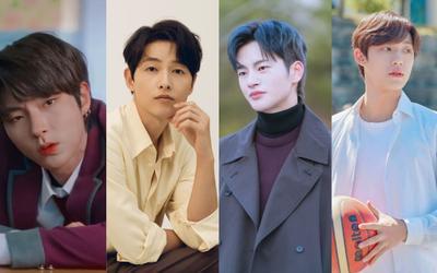 Top những nam thần Hàn Quốc sở hữu mắt một mí đẹp nhất khiến loạt fangirl phải say như điếu đổ (P1)