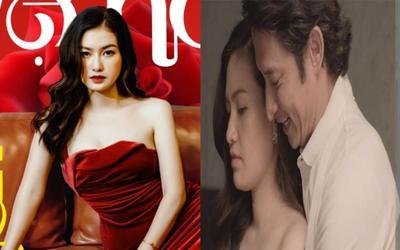 Hoa hậu Diễm Trần gây sốc với cảnh 'mây mưa' cùng Huy Khánh, đòi hỏi 'danh phận' dù bạn tình đã có vợ