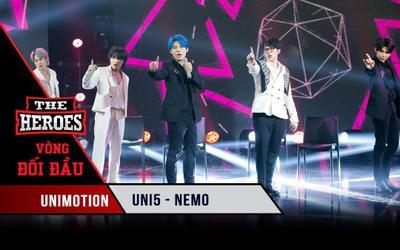 Uni5 kết hợp với Hoàng Tôn hát hit 'Không cảm xúc', Master Khắc Hưng nhận xét đây là 'mảnh ghép hoàn hảo'