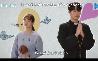 'Bạn cùng phòng của tôi là Gumhiho' tập 10: Nghe Kang Han Na 'xúi bậy', Jang Ki Yong yêu theo kiểu Platon