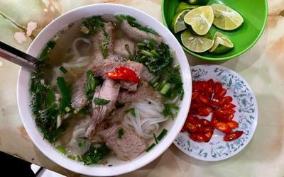 Phở xíu Nam Định lạ mà ngon