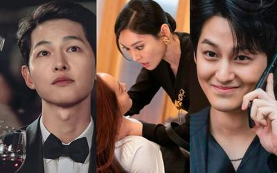 Top 20 phim Hàn có rating cao nhất nửa đầu 2021: Penthouse 2 và Mr. Queen dẫn đầu bảng