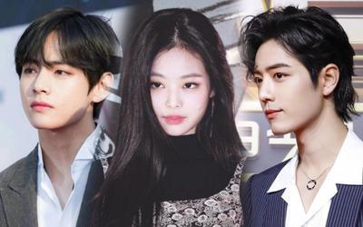 Đề cử 'Top 10 gương mặt của năm 2021': Tiêu Chiến, Jennie (Blackpink) hay V (BTS) sẽ thắng?