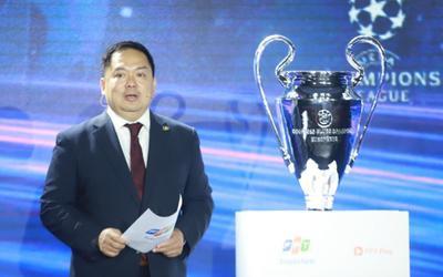 FPT sở hữu độc quyền bản quyền UEFA Champions League 3 mùa liên tiếp