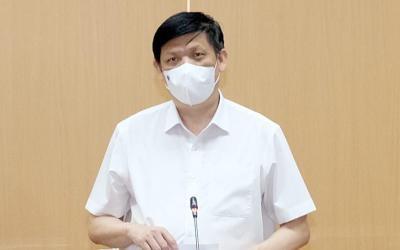 Bộ trưởng Bộ Y tế: Ứng dụng triệt để công nghệ thông tin, đảm bảo an toàn trong đợt tiêm chủng lớn nhất