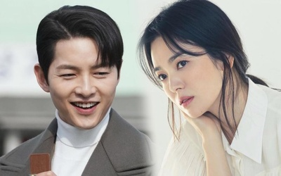 Song Hye Kyo tung ảnh 'dằn mặt' Song Joong Ki?