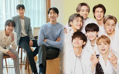 CNBLUE: 'Các thành viên BTS rất khác biệt so với những nghệ sĩ khác'