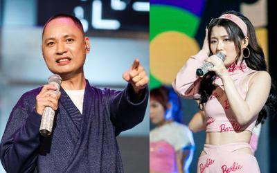 Master Nguyễn Hải Phong: 'Sự sáng tạo của Han Sara rõ ràng nhỉnh hơn đối thủ nhưng đây là cuộc chơi'