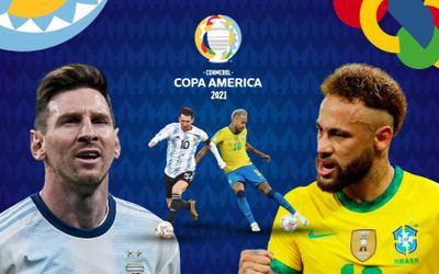 Ưng Hoàng Phúc và Cường Seven dự đoán trận Brazil - Argentina sẽ 'đấu súng'